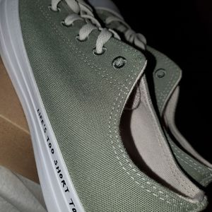 Converse Olive Green Shoes 7.5 Mens